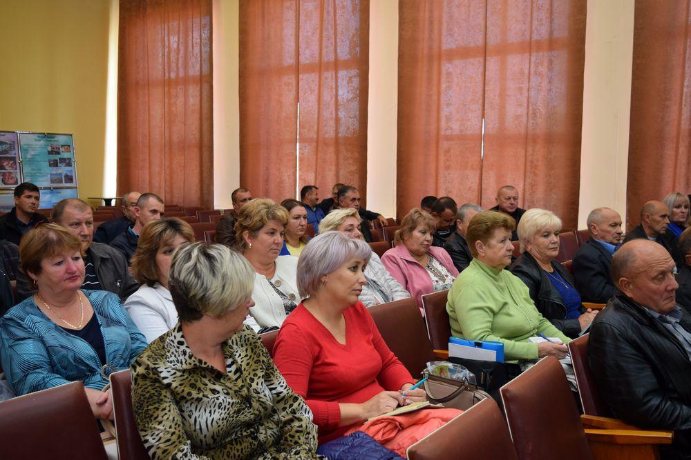 В Администрации Раздольненского района состоялась встреча жителей района с представителями Общественного совета при Комитете по противодействию коррупции Республики Крым