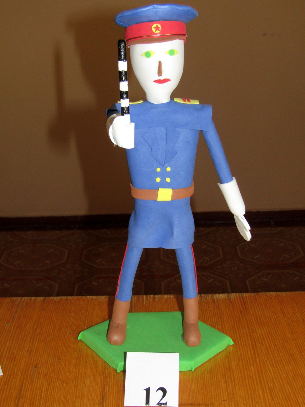 Конкурс детского творчества полицейский дядя стёпа